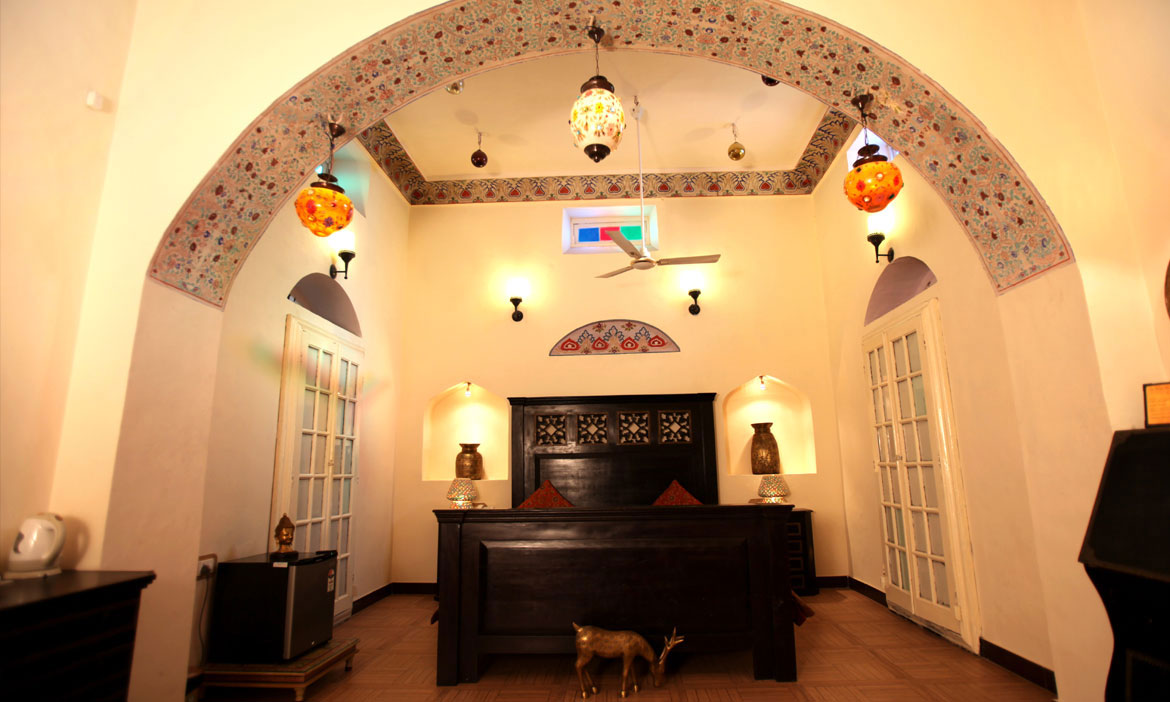 The Kothi Heritager Hotels in Jodhpur